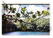 Tree Limb Over Water 2 Carry-all Pouch