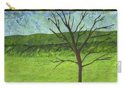 Tree No Leaves Carry-all Pouch