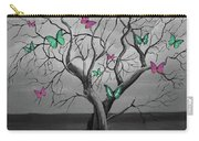 Tree Of Butterflies  Carry-all Pouch