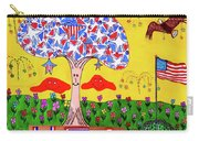 Tree Of Freedom And Glory Carry-all Pouch