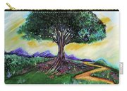 Tree Of Imagination Carry-all Pouch