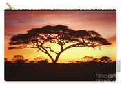 Tree Of Life Africa Carry-all Pouch