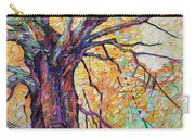 Tree Of Life And Wisdom   Carry-all Pouch