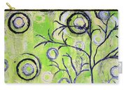 Tree Of Life Spring Abstract Tree Painting  Carry-all Pouch