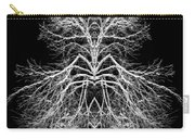 Tree Of Nature Evolving Symmetry Pattern Carry-all Pouch