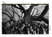 Tree Of Thorns B Carry-all Pouch