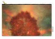 Tree On Fire Carry-all Pouch