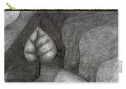 Tree On Moon  Carry-all Pouch