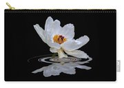 Tree Peony Reflections Carry-all Pouch