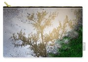 Tree Reflection Upside Down 1 Carry-all Pouch