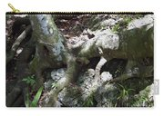 Tree Roots On The Bank Carry-all Pouch