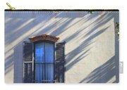 Tree Shadows On Savannah House Carry-all Pouch