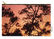 Tree Silhouette Carry-all Pouch