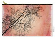 tree silhouettes II Carry-all Pouch