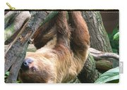 Tree Sloth Carry-all Pouch