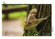 Tree Squirrel Carry-all Pouch