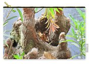 Tree Stalactites Carry-all Pouch