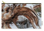 Tree Stump Arch Carry-all Pouch