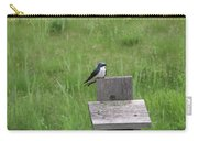 Tree Swallow 1 Carry-all Pouch