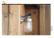 Tree Swallow 2 Carry-all Pouch