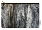 Tree Trunk Abstract Detail Carry-all Pouch