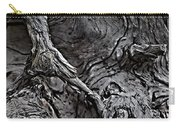Tree Trunk Abstract Carry-all Pouch
