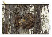 Tree Wart Carry-all Pouch