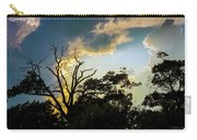 Treeline Silhouette Carry-all Pouch