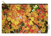 Trees And Flowers In Hawaii Carry-all Pouch