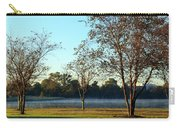 Trees By The Water Carry-all Pouch