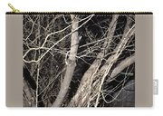 Trees Closeup Carry-all Pouch