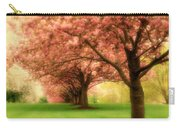 Trees In A Row Carry-all Pouch
