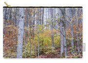 Trees In Autumn Carry-all Pouch