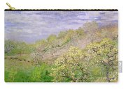 Trees In Blossom Carry-all Pouch