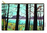 Trees In Fall Carry-all Pouch