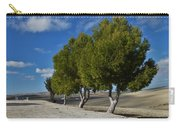 Trees In January Carry-all Pouch by Jo Ann