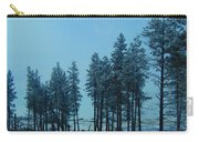 Trees In Northwest Carry-all Pouch