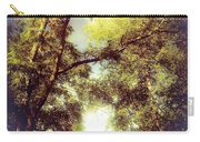 Trees In Summer Carry-all Pouch