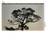 Trees In Sunset Carry-all Pouch