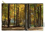 Tree's In The Forest Carry-all Pouch