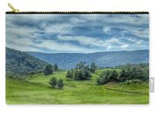 Trees In The Valley Carry-all Pouch