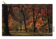 Trees Of Autumn Carry-all Pouch