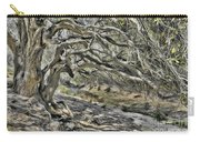 Trees Of Ziarat Carry-all Pouch