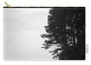 Trees Over The Ocean Carry-all Pouch