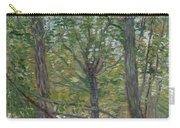 Trees Paris, July 1887 Vincent Van Gogh 1853  1890 Carry-all Pouch