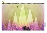 Trees Under Magic Mountains IIi Carry-all Pouch