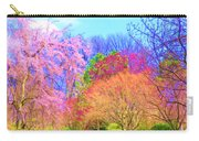 Trees With Color Carry-all Pouch