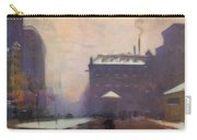 Tremont And Boylston Streets, Boston Carry-all Pouch