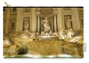 Trevi Fountain. Rome Carry-all Pouch