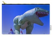 Trex And Triceratops  Carry-all Pouch